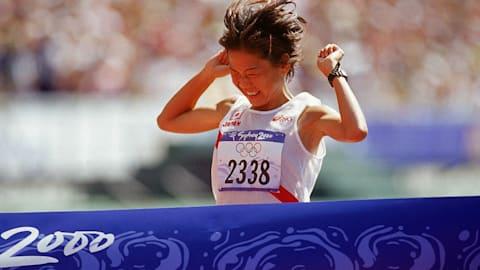 高橋尚子:「Qちゃん」はシドニー五輪で、金メダルとともに何を得たのか?