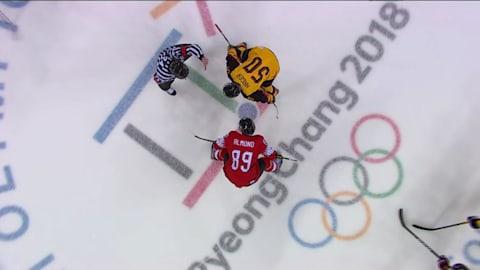 SUI - GER (Playoff) - Hockey su Ghiaccio (U) | PyeongChang 2018 Replay