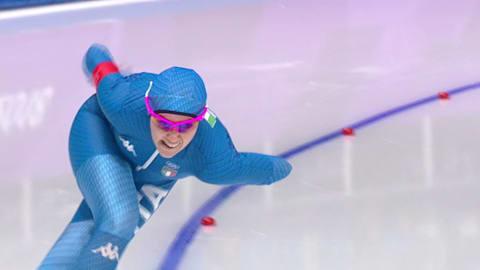 Damen 1000m - Eisschnelllauf | PyeongChang Wiederholung