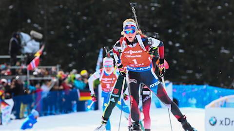Women's 10km Pursuit | IBU World Cup - Salt Lake City