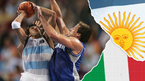 Argentina vs Italy, Final | Athens 2004 Replays