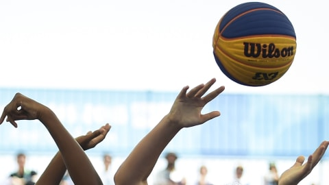Disputa pela medalha de bronze (F) | Basquete - Summer Universiade - Napoli