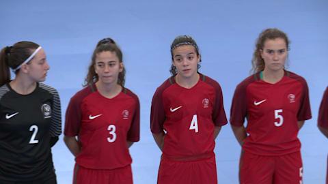 Gruppenphase - Tag 7 – Futsal | OJS 2018 Highlights