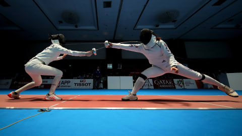 Finals - Women's Epee & Men's Sabre | FIE World Championships - Budapest
