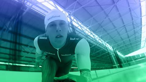 Le ambizioni di Deelstra nel pattinaggio di velocità su ghiaccio