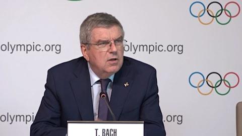 """托马斯·巴赫:拳击运动员""""可以继续奥运梦"""""""
