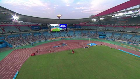 3° Dia - Qualificação - Atletismo Integrado | JOJ Nanquim 2014