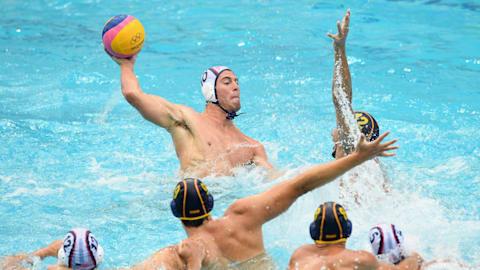 Men's SF 1 - ESP v CRO   Water Polo - FINA World Championships - Gwangju