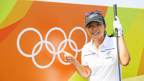 Lydia Ko: My Rio Highlights