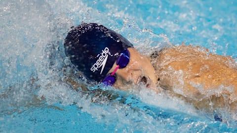女子100米自由泳决赛 - 游泳|2018年布宜诺斯艾利斯青奥会