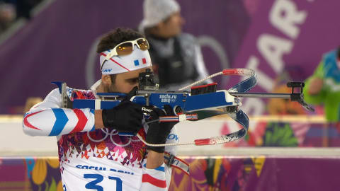 Fourcade ready to conquer the cold and competition for third Olympic gold!