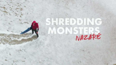 Shredding Monsters - Nazaré