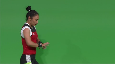 Sollevamento pesi: femminile 48kg | Rio 2016 Replays