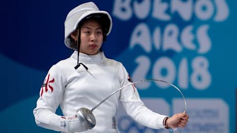 Men's Foil & Women's Sabre Finals - Day 3 - Fencing | Buenos Aires 2018 YOG