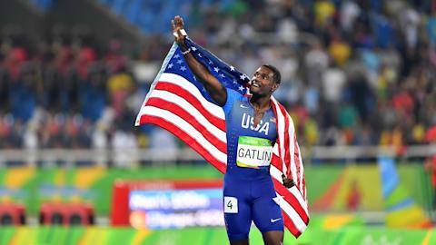 Justin Gatlin: mis mejores momentos en Río