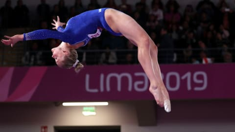 Pan American Games   Day 1 - As it happened