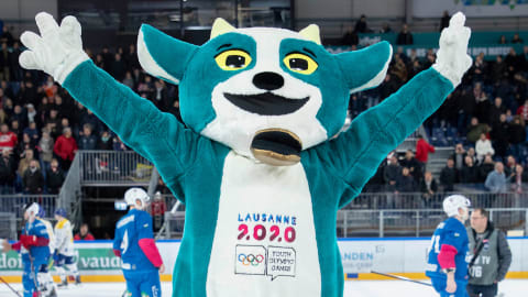 Meet Yodli, the Lausanne 2020 mascot