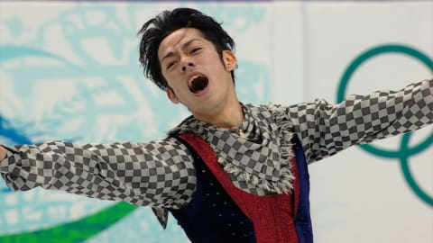 Daisuke Takahashi announces return to competition!