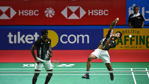 PV Sindhu dumped out of China Open