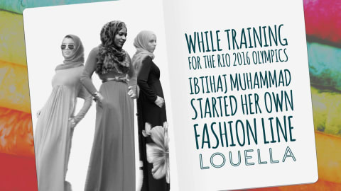 Ibtihaj Muhammad's passion for fashion