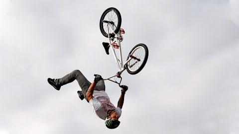 BMX Freestyle Men Finals   World Urban Games - Budapest