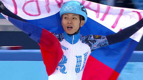 La gloire à domicile pour Viktor Ahn sur 500m