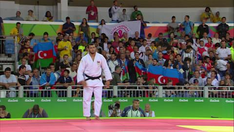 Judo @ Rio 2016 - Men's 100Kg Gold medal match