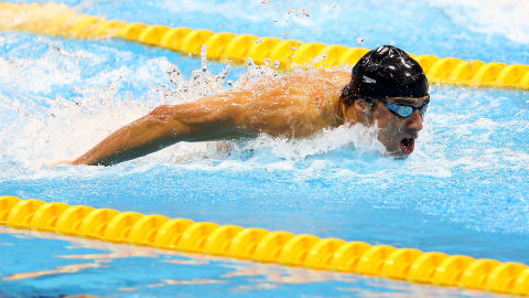 Phelps earns third Olympic 100m Butterfly title | London 2012 Replays