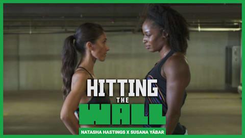 Como @SusanaYabar se sairá nos treinos de atletismo de Natasha Hastings?