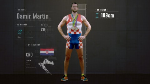 Anatomy of a Rower: Does Martin have the strongest legs of any Olympian?