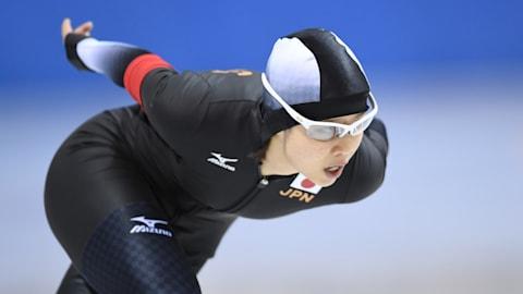 スピードスケートW杯第4戦、高木菜が女子マススタートを制す…500mでは小平が優勝