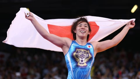 Three-time Olympic champion Saori Yoshida announces retirement