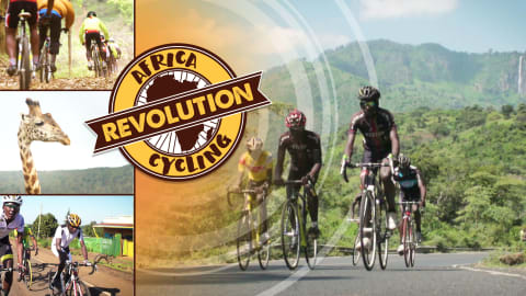 Preparando a las futuras leyendas del ciclismo de Kenia