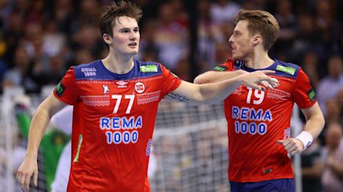 Norway vs Spain | EHF Euro Cup