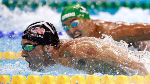 Le Clos demande à Phelps de sortir de sa retraite