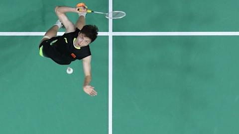 Round of 64 Court 2 | BWF World Championships - Basel
