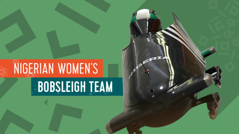 Женская сборная Нигерии по бобслею: мои лучшие моменты в Пхенчхане