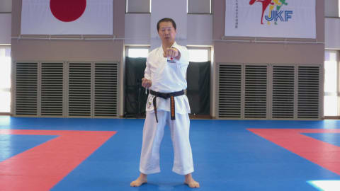 Coaches Tips: Karate - Punching and blocking