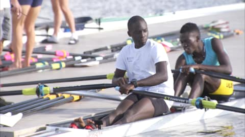 Uganda's Olympic rowing dream