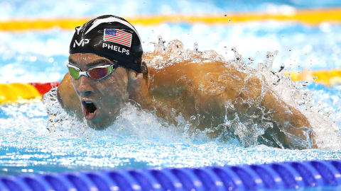 Michael Phelps: My Rio Highlights