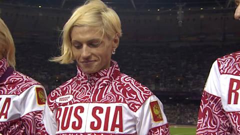 Russian women lose London silver
