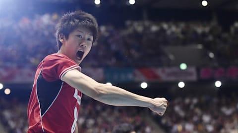 【アスリートの原点】石川祐希:サッカーと野球を経てバレーボールへ。小学6年次は157センチと体格面で苦労