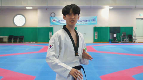 Taekwondo: How to land kicks through blocks