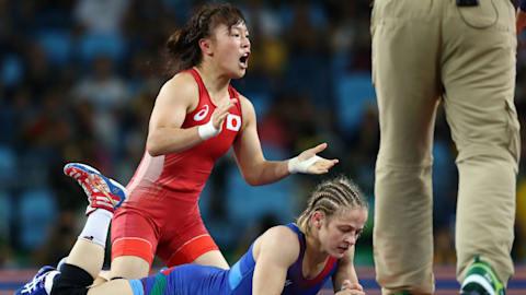 日本女子レスリングは選手層の厚さが世界屈指。東京五輪では登坂絵莉、川井梨沙子、土性沙羅の連覇に期待
