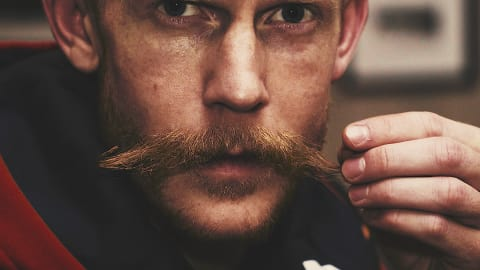 Introducing 'The Flying Moustache'