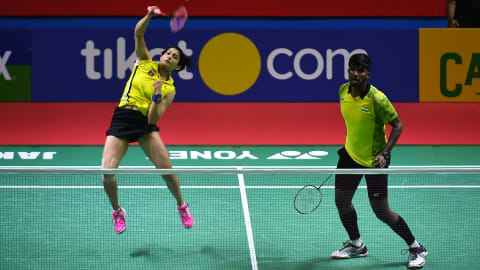 Indians impress on opening day of badminton's China Open