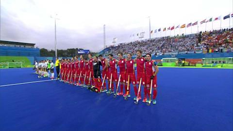 Argentina 4-2 Bélgica