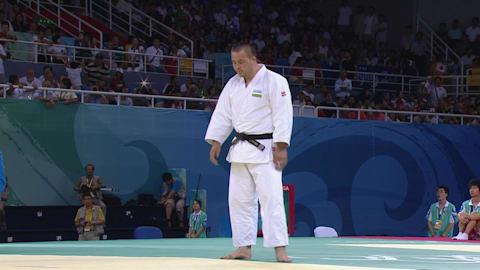 Judo @ Beijing 2008 - Men's over 100Kg Gold medal match