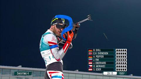 Mass Start (H) 15km - Biathlon | Replay de PyeongChang