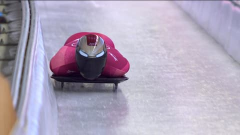 Heat 1 - Skeleton (M) | Reviviendo PyeongChang 2018
